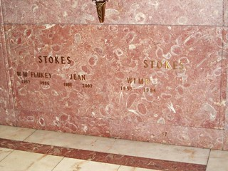 Grave Site Of Willie Quot Flukey Quot Stokes And Quot Willie The Wimp