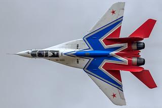 "MiG-29UB, ""Swifts"" (Strizhi)"