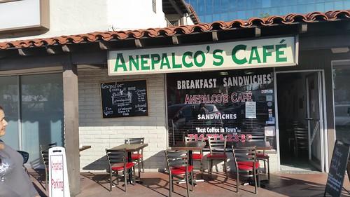 Exterior At Anepalco's