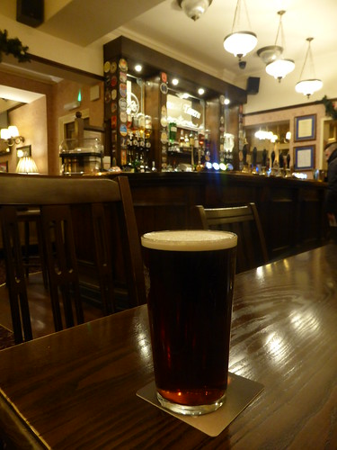 Exmoor Dark at the Imperial Tavern