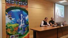 NEW & RETRO Valladolid GAME FESTIVAL 2016. Conferencias