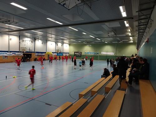 Sporthalle Nette