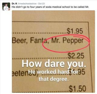 Mr. Pepper
