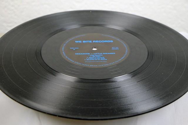 "NEGAZIONE LITTLE DREAMER 12"" LP VINYL"