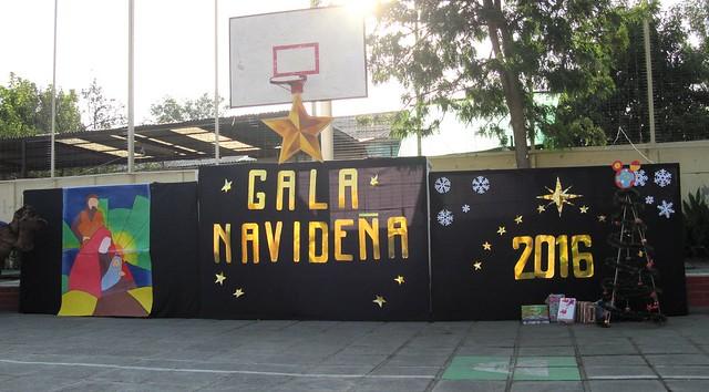 1º Gala Navideña