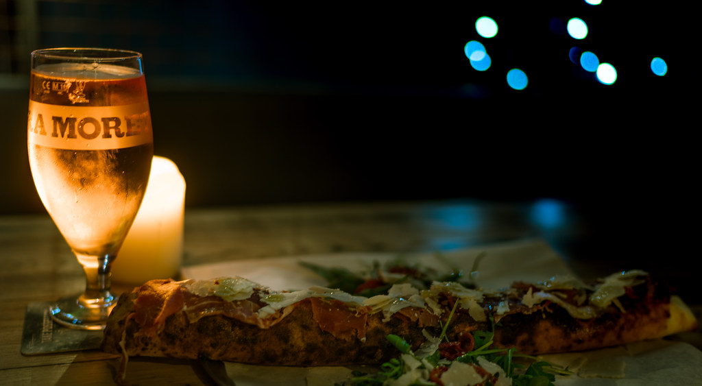 A NEW EXCITING PIZZA RESTAURANT KNOWN AS BOCO [HOSTED BY BODKINS ON BOLTON STREET]-124029