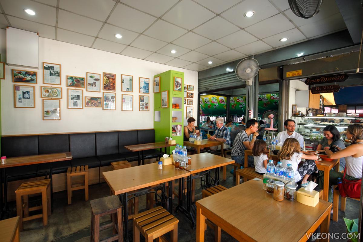 Green Chilli Prik Yuak Restaurant Chatuchak