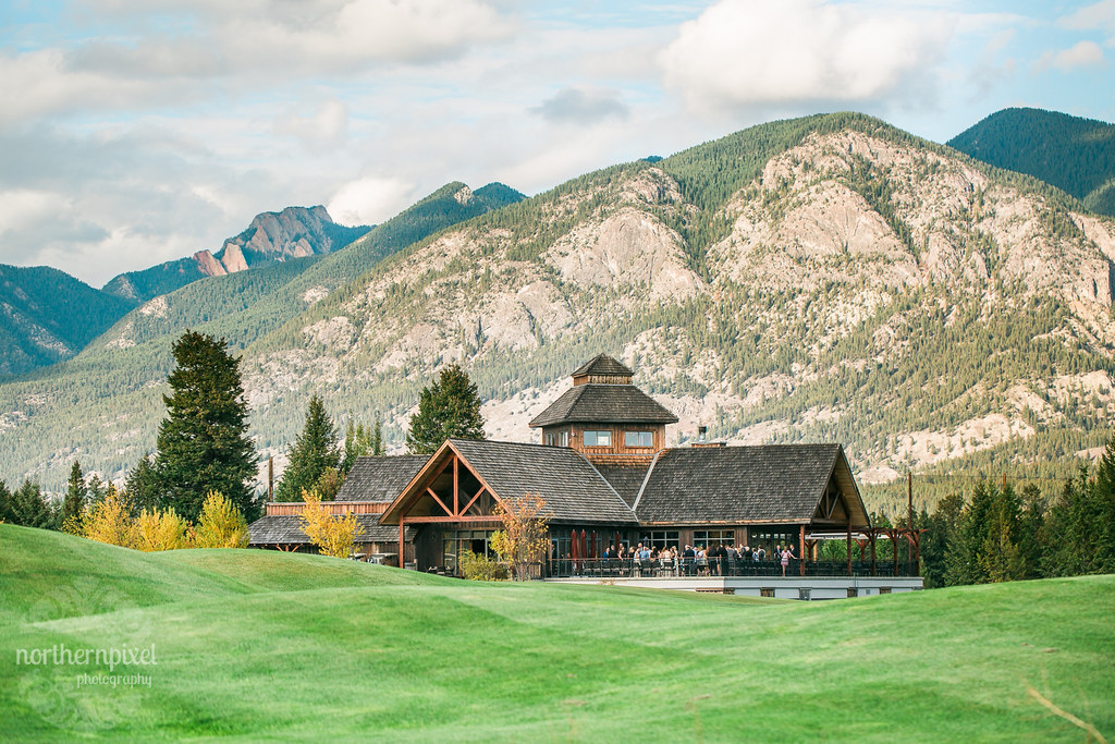 Eagle Ranch Resort Invermere Wedding Venue British Columbia