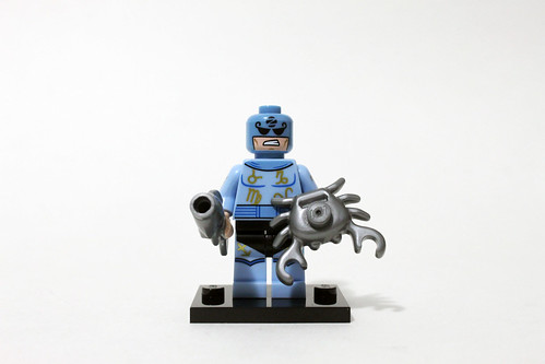The LEGO Batman Movie Collectible Minifigures (71017) - Zodiac Master