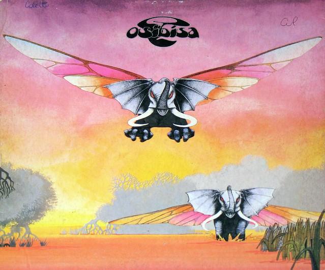 "Osibisa - self-titled 12"" vinyl LP"