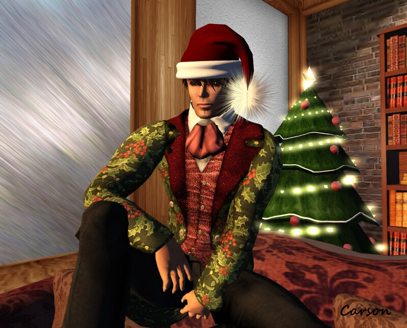 !gO! Advent Day 8 Male
