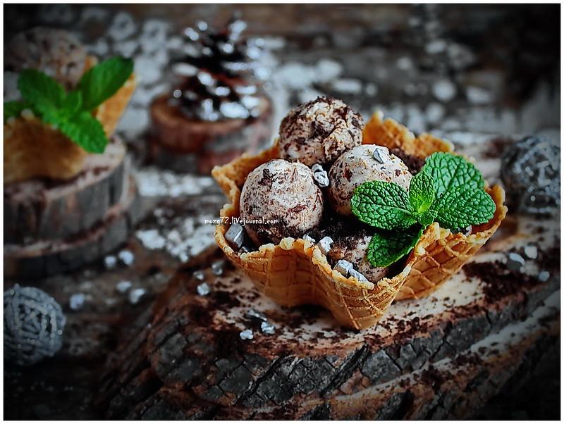 ...prunes Oreo ice cream