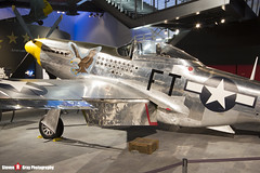 44-63607 - 122-31333 - USAAF - North American P-51D Mustang - The Museum Of Flight - Seattle, Washington - 131021 - Steven Gray - IMG_3719