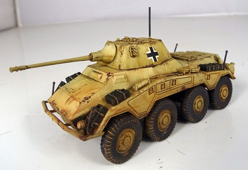 Bolt Action - German Puma
