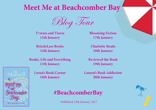 Beachcomber Bay Blog Tour