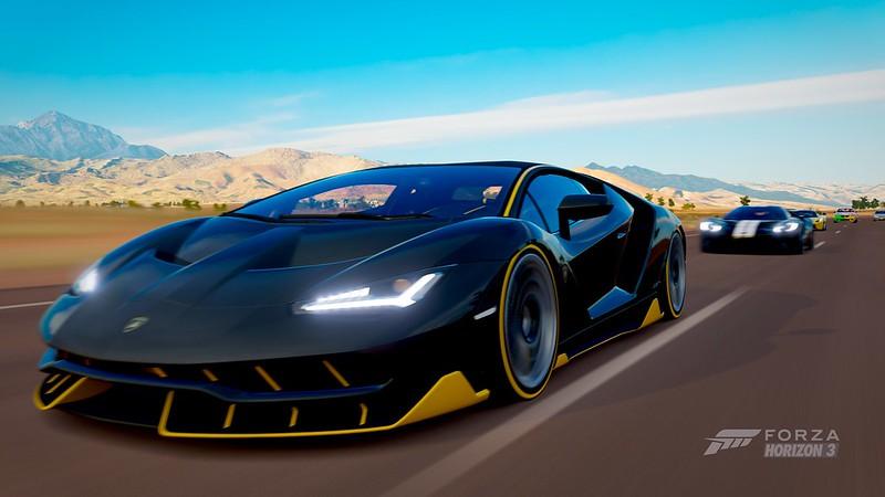 Leopaul S Blog Forza Horizon 3 All About The Centenario