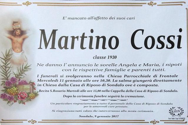 Cossi Martino