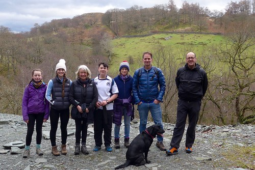 New Year's Eve Walk in Little Langdale