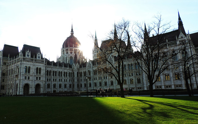 Finding Beauty In Our Backyard: Parliament, Budapest, Hungary