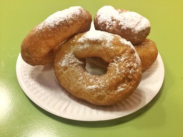 Donuts en Tallin