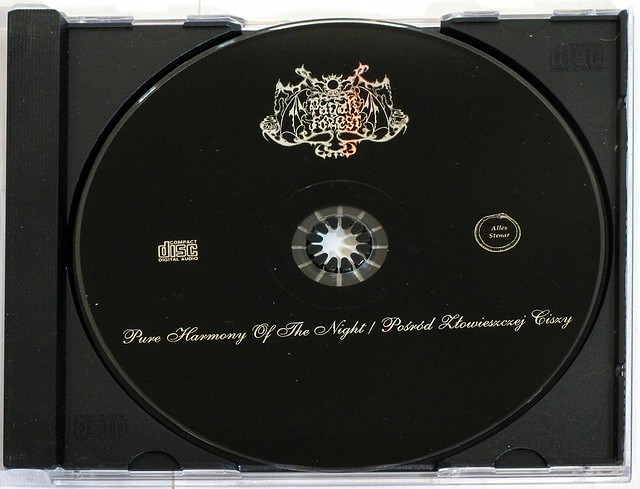 PAGAN FOREST - PURE HARMONY OF THE NIGHT (CD)