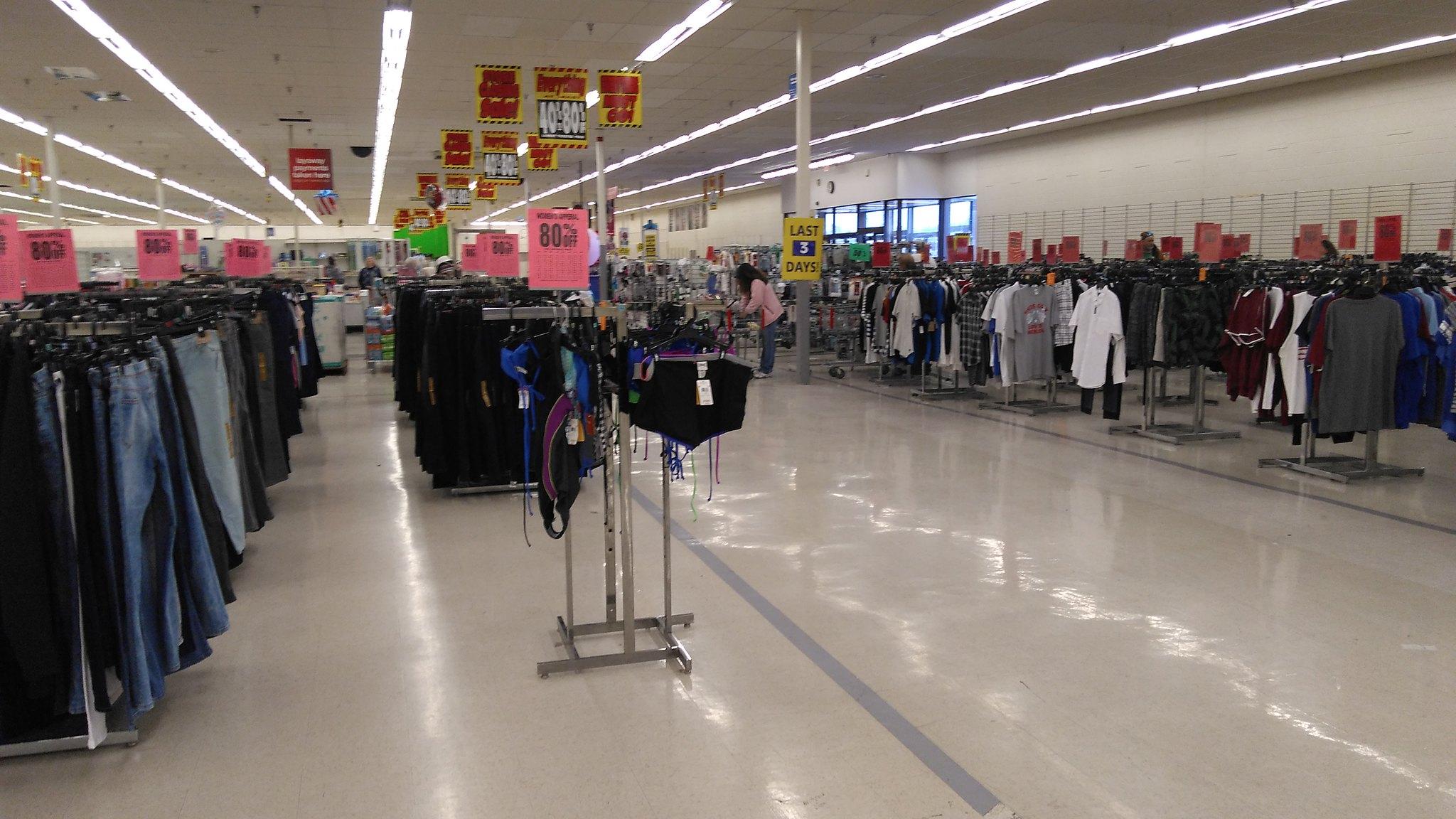 Kmart -- Wytheville, VA