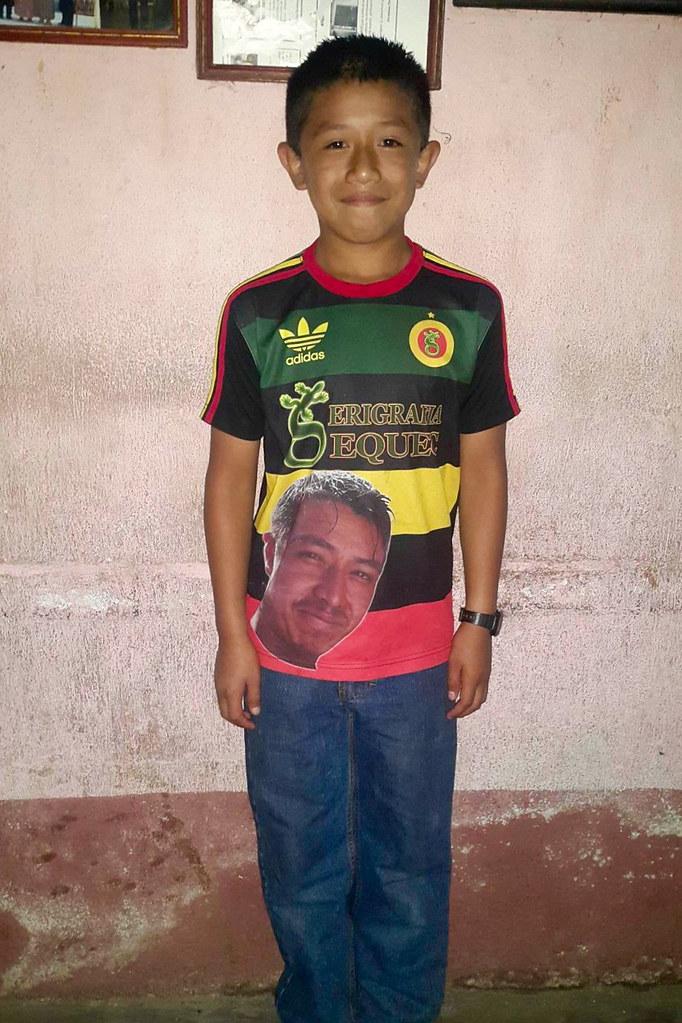 Juan Pablo Raxic Chavajay