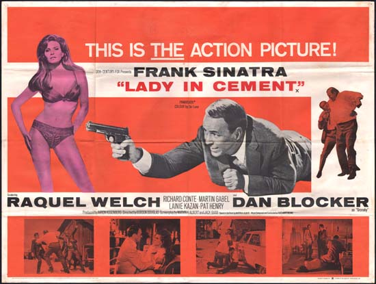 Lady in Cement - Poster 6