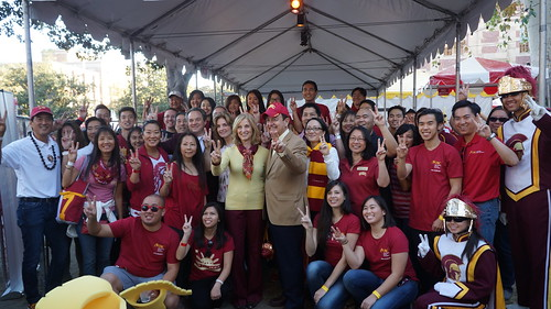 2015 USC APAA Homecoming Tailgate
