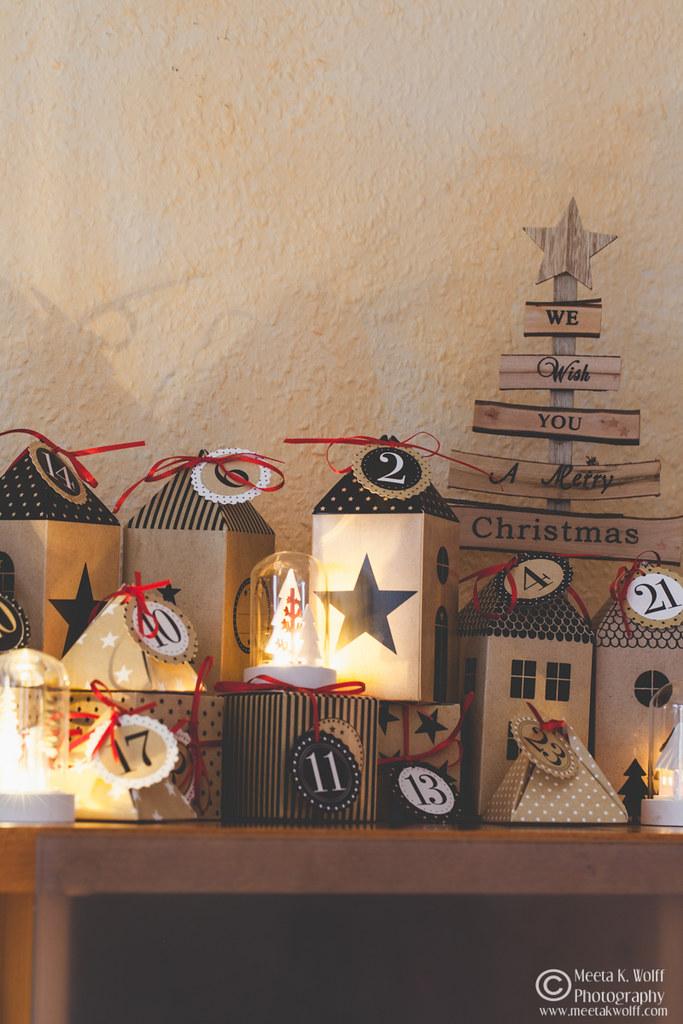 Christmas Advent Calendar by Meeta K. Wolff-WM-0104