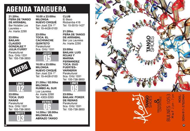 Revista Punto Tango 122 Diciembre 2016 - 19