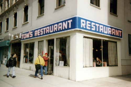 NYC - Morningside Heights: Tom's Restaurant | by wallyg