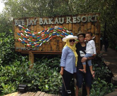 bakau resort