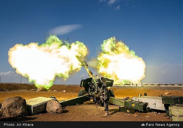 152mm-D-20-loyals-near-Aleppo-c2016-inlj-2