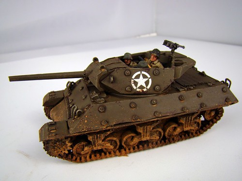 Bolt Action - US M10 & Sherman