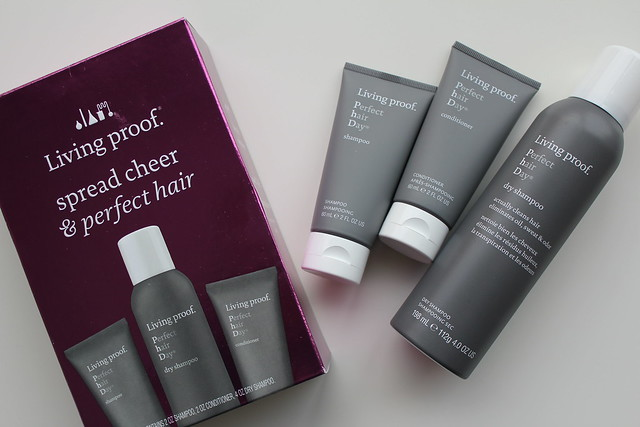 Living Proof Spread Cheer & Perfect Hair Kit from Sephora