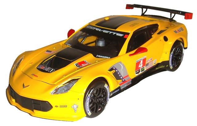 how to build the corvette c7 r 1 25 scale revell model kit. Black Bedroom Furniture Sets. Home Design Ideas