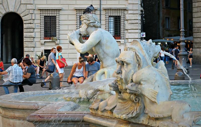 Piazza Navona - O que ver em Roma