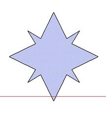 Estrella con Skecthup