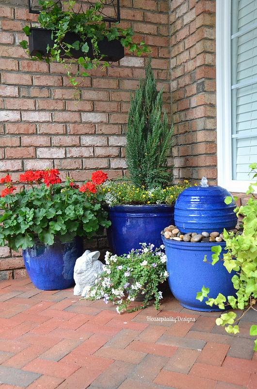 Fountain-Spring Porch 2016-Housepitality Designs