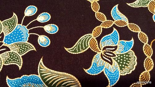 Stamped Batik