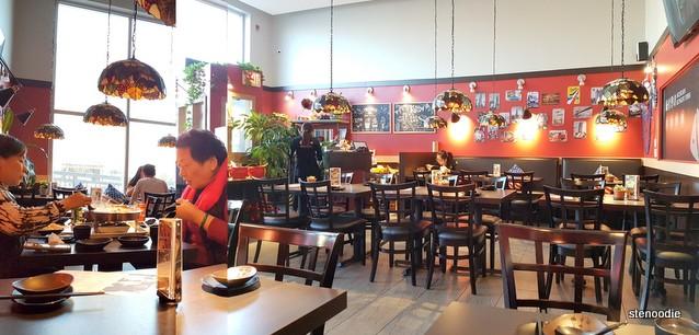 Sichuan Kungfu Fish interior
