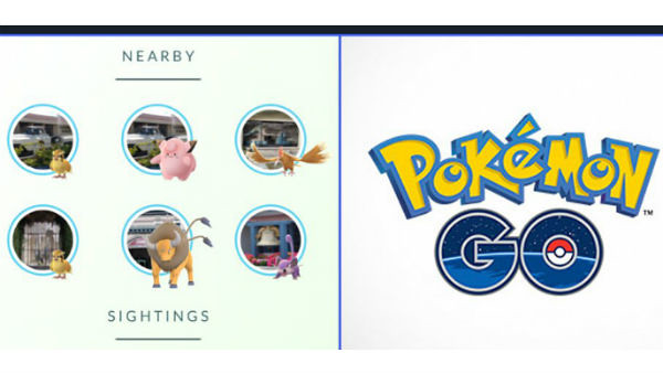 Pokemon Nearby feature rolled out to most regions of the world