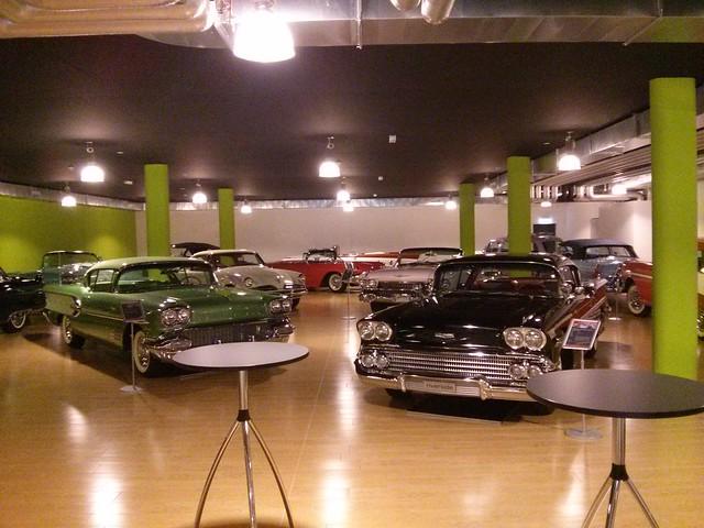 American Dreamcars Ausstellung, Riverside Hotel