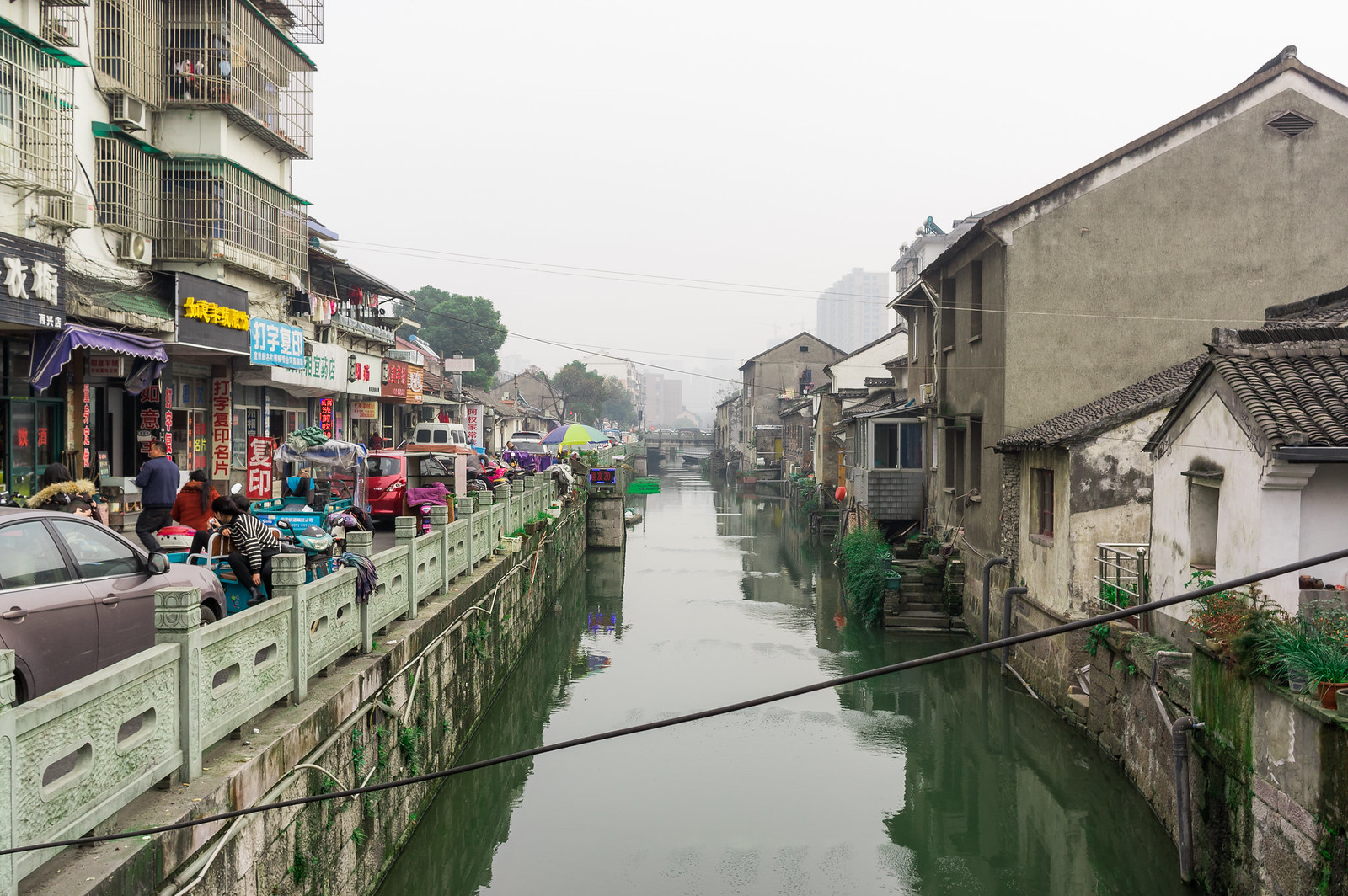 Hangzhou Xixing 西兴镇