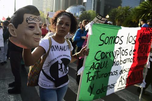 Manifestaciones contra gasolinazo presentes en Guadalajara, Jalisco y México