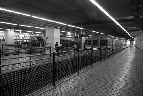 Kyoto Station-Kintetsu on OCT 30, 2015 (2)