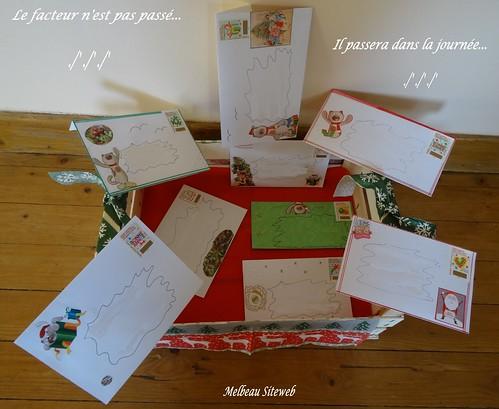 Les cartes de Noël