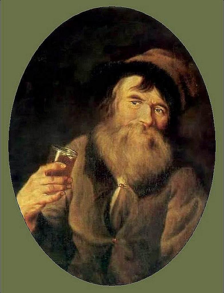 尼古拉·阿尔古诺夫画作选20