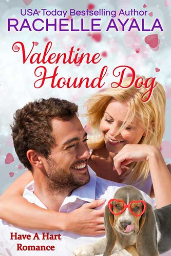 Valentine Hound Dog book review a holiday romance